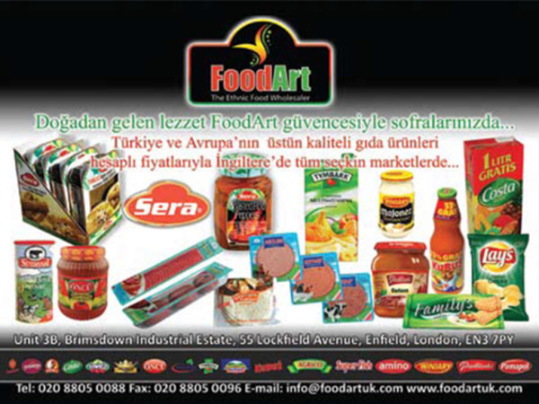 FoodArt Flyer