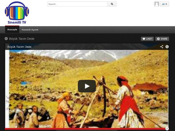 Sinemilli TV Web