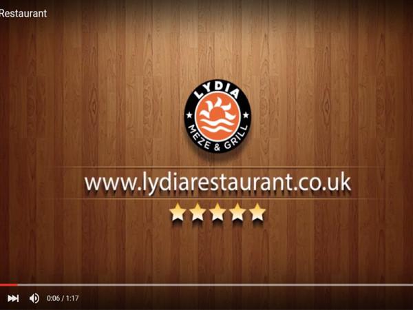 Lydia Restaurant Video